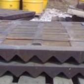 Высоколегированная сталь 110Г13Л